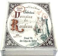 Servetter fransk lantstil shabby chic lantlig stil