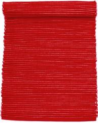 Löpare röd ripslöpare lantlig stil