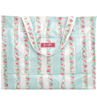 Shopping bag Greengate shabby chic lantlig stil