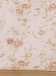 Servetter rosa rosor fransk lantstil shabby chic lantlig stil