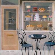 Servetter Cafe fransk lantstil shabby chic lantlig stil