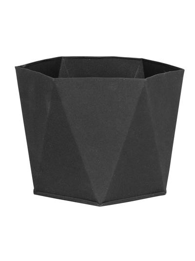 Blomkruka  svart plåt 3 storlekar  fransk lantstil shabby chic lantlig stil