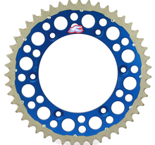 Twinring YZF 250/450 01->, (YZF250 10-11 std) Blå