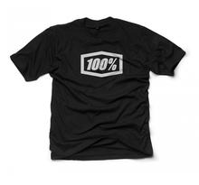 100%, ESSENTIAL TEE-SHIRT, VUXEN, M, SVART
