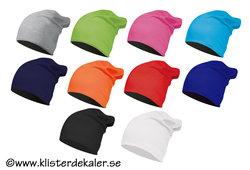 Reflexmössa Döskalle 11olika färger.