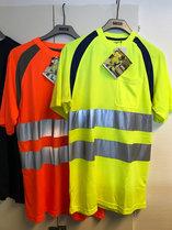 ERBJUDANDE T-shirts Varsel EN471
