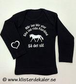 T-shirt Fjord horse