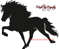 Icelandic horse Decal