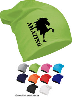 Hat AMAZING Icelandichorse