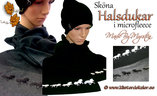 Halsduk Islandshästar Gångart