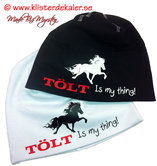Hat Tölt is my thing!