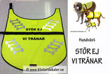 Reflective vest DOG