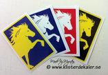 Icelandic horses stickers