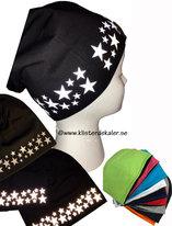 Hat reflective stars