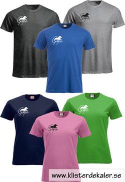 Gnyfari T-shirt  Dam, Junior & Unisex/herr storlekar