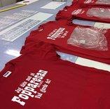 T-shirts till Foppresan