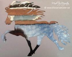 Singel Islandshäst 29 krom