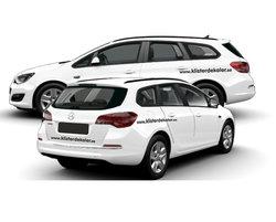 Vehicle graphics - web address