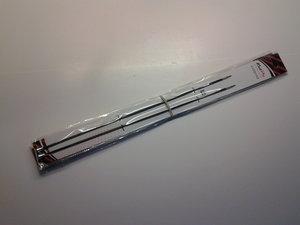 Knitpro-Karbonz-35 cm, 3,0 mm