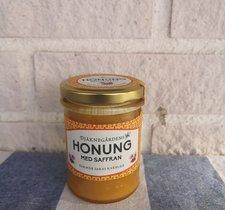 Honung med saffran, 250gr, Djäknegården