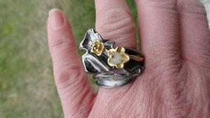 "Ring ""Lotta Jewellery"", Small"