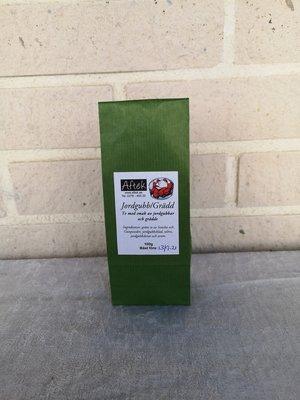 Grönt te, Jordgubb/grädd, 100g, Aftek