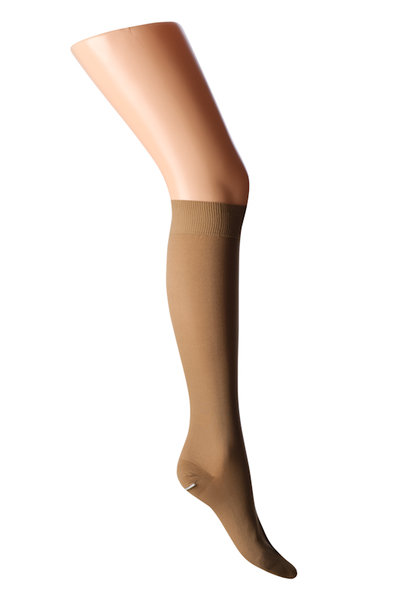 Støttestrømper knehøye 22-27 mmHg