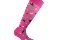Starling Pink compression socks