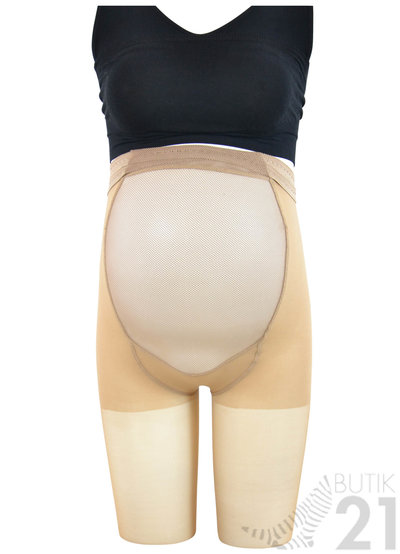 Støttestrømpebukser til gravide, 12-17 mmHg