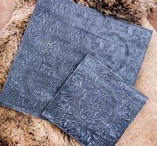 Majas Metalltavla -  Indo (Antik svart)
