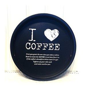 Bricka Coffee - svart