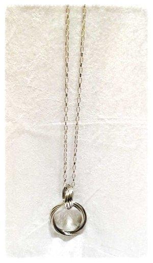Halsband Ring