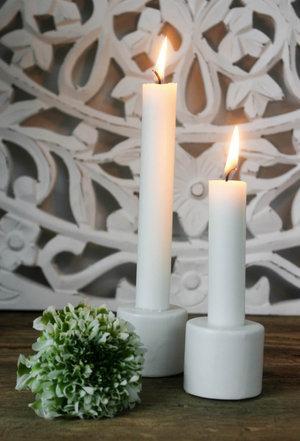 Majas keramik ljusstake  - Mini