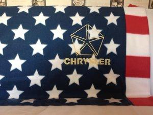 Chrysler USA pläd