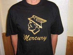 Mercury T-shirt