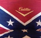 Cadillac Sydstatspläd