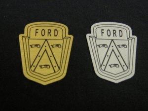 Ford old