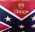 Dodge Sydstatspläd