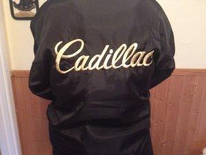 Cadillac old vindjacka