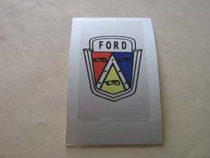Ford old klistermärke /skattemärke
