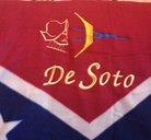Desoto sydstatspläd