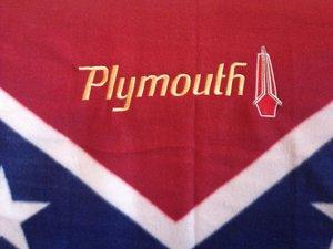 Plymouth sydstatspläd