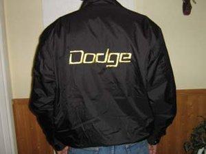 Dodge old vindjacka