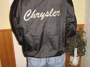Chrysler old vindjacka