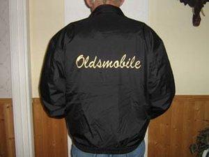 Oldsmobile old vindjacka