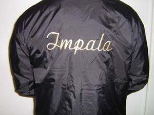 Impala vindjacka