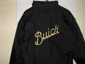 Buick old vindjacka