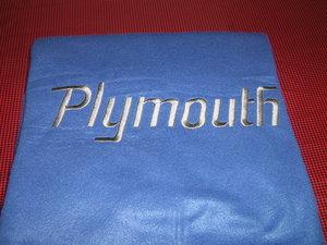 Plymouth pläd
