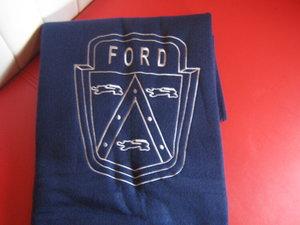 Ford old pläd