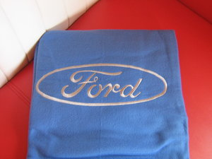 Ford pläd